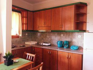 Studio 32m2 Πλαταμώνας - Κουζίνα